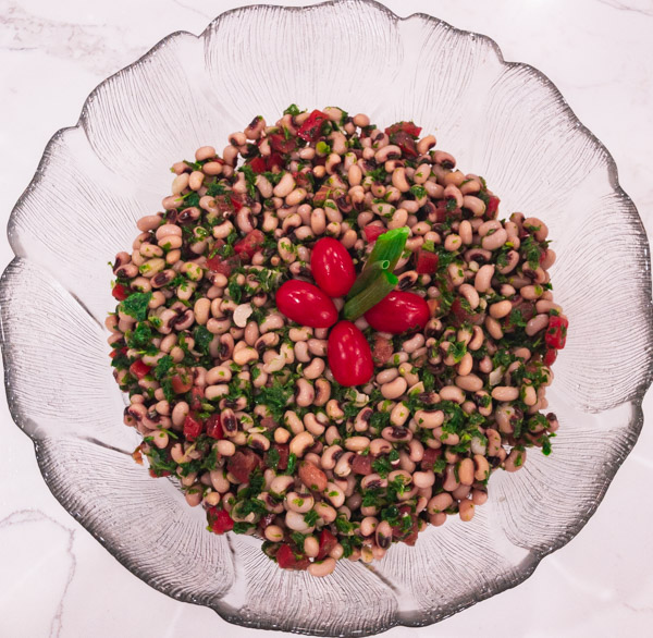 Lubia Salad
