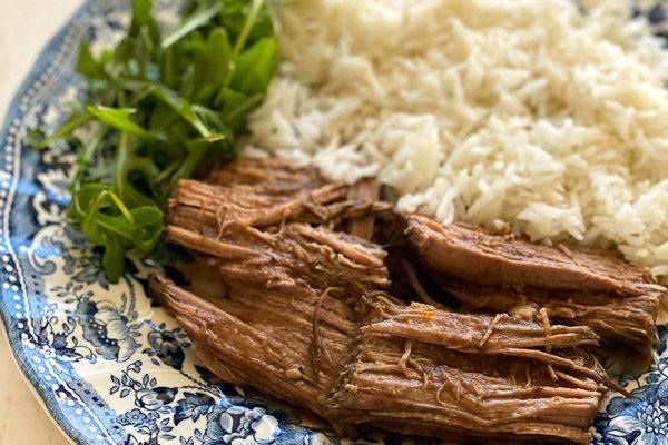 Iraqi Pot Roast (Daube)