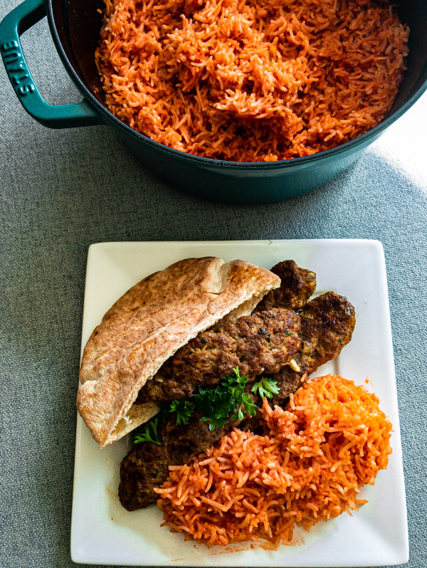 Iraqi Red Rice