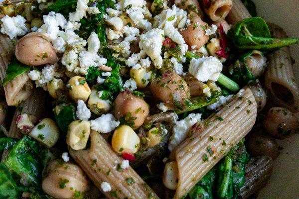 Not Your Average Pasta Salad