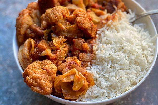 Akil Majnoon (Braised Vegetable Stew)