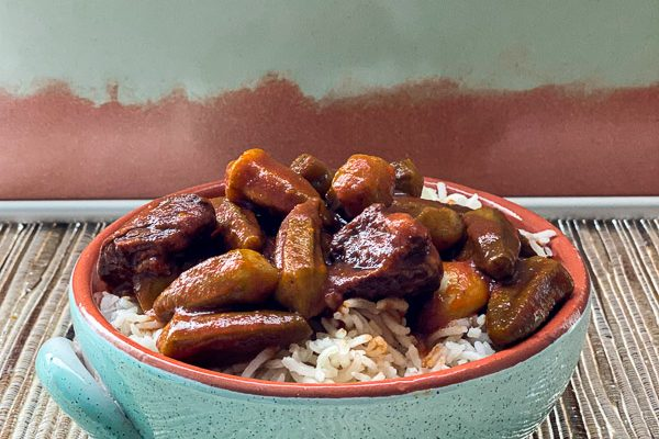 Bamia (Okra Stew)