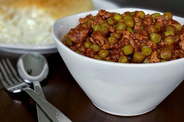 Basalia (Pea Stew)