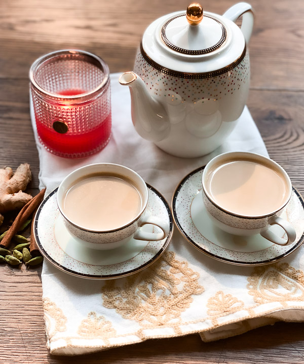 Authentic Masala Chai