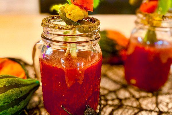 Za'atar Bloody Mary